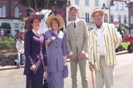 Edwardian characters